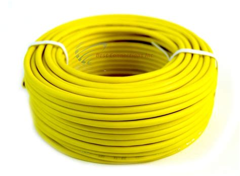 primary wire 18 yellow 7 wire wiring harness