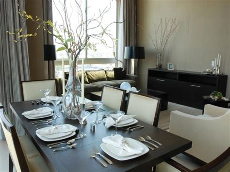 Modern Dining Room Vases Photo Page Hgtv