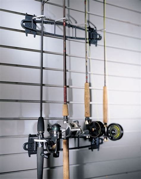 garage organizers shelving wall racks slatwall gridwall 81 best images about slat wall on