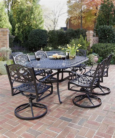 Cast Iron Patio Set Table Chairs Garden Furniture Outdoor Garden Furniture Set For Outdoor Activity Stylishoms Outdoor Furniture
