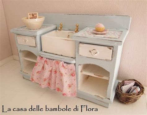 dolls house kitchen furniture kitchen unit robins egg and robins on pinterest