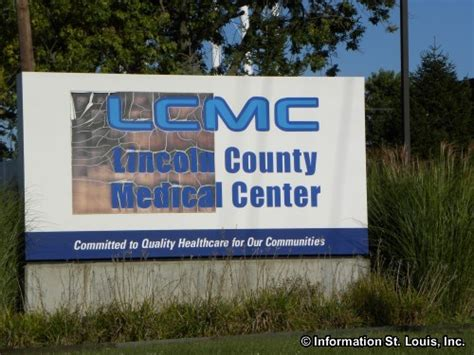 lincoln county center troy mo lincoln county memorial hospital in zip code 63379
