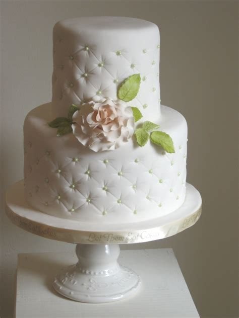 Small Wedding Cakes by Let Them Eat Cakes Small Wedding Cake Hamilton