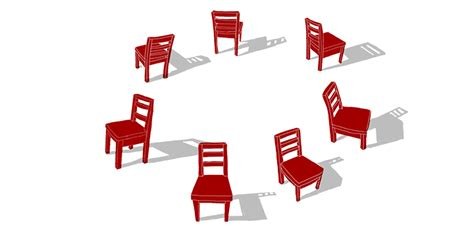 How To Play Musical Chairs Without Chairs by Displaced Statesman The Mole