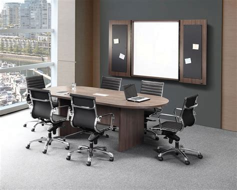 Racetrack Boardroom Table Classic Racetrack Conference Table