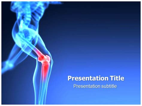 powerpoint templates knee powerpoint template knee free choice image powerpoint