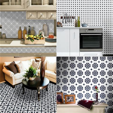 pavimento bianco e nero pavimento bianco e nero mosaico di pietra di marmo