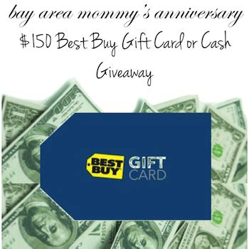 Best Buy 250 Gift Card Giveaway - 150 best buy gift card or cash anniversary giveaway bay area mommy