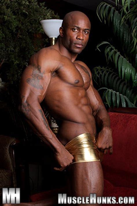 Gay Leather Man Sylvester Randolph At Muscle Hunks Men For Men Blog