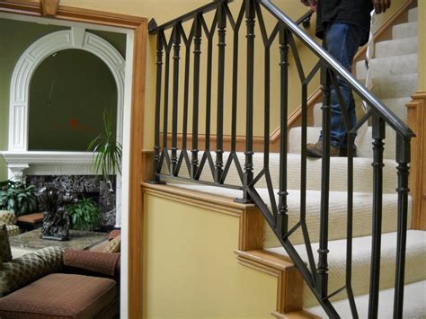 How Much Do Banisters Cost by Outdoor Stair Railing Wrought Iron Porch Railings Cost Indoor Seventree Staircase Entrance