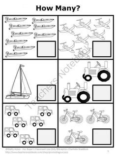transportation math worksheets summer on math literacy the unit and worksheets