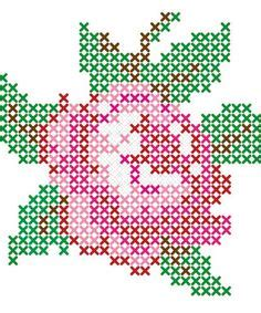 rose pattern font 1000 images about cross stitch rose on pinterest cross