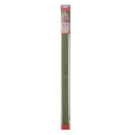 Kawat Wire 0 4mm kawat anggrek orchid wire 4 0mm x 75 cm 1 set 10pcs