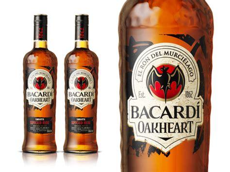bacardi oakheart bacardi oakheart cut the cap