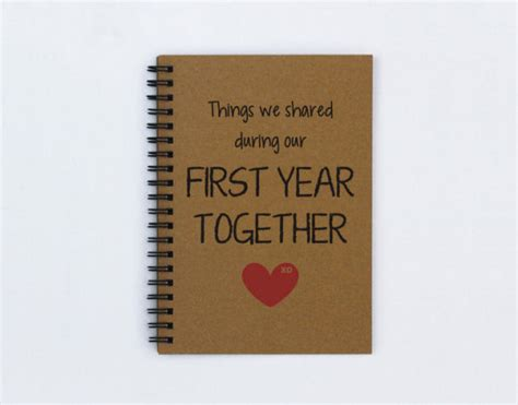 1st wedding anniversary gifts by year 15 paper gifts for your first wedding anniversary