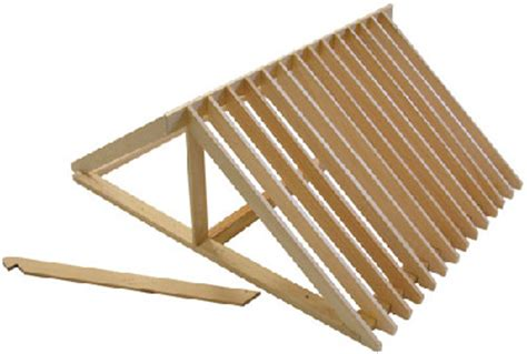 a frame roof roofing how to frame a roof