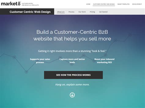 minimalistic web design 10 best practices for better b2b website experience