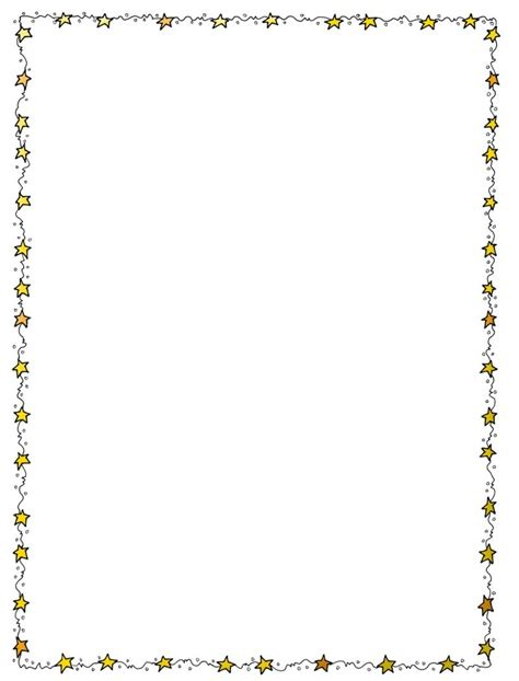 Template Border Design Clipart Best Border Template