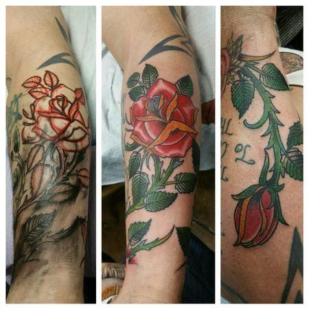 broken art tattoo glenn collins s designs tattoonow