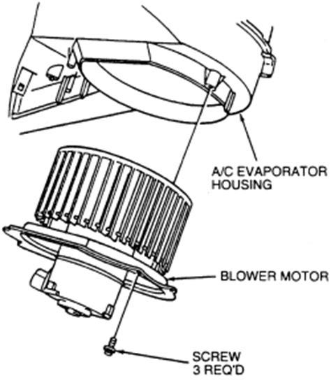 2002 ford taurus blower motor resistor blower motor 2002 taurus blower motor resistor