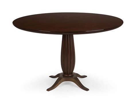 dining table wood toulouse christopher