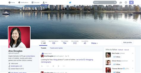 twitter new layout 2014 5 cool new features in the twitter design