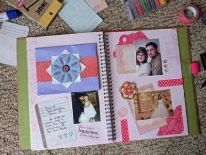 wedding smash book ideas lovetoknow