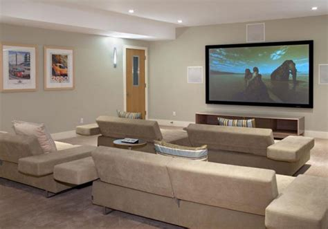 Home Theater Decorating Ideas Pictures by Home Theater Rooms Room Decorating Ideas Amp Home