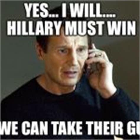 Texts From Hillary Meme Generator - liam neeson taken 2 meme generator imgflip