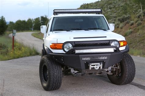 Shop Fj Cruiser Front Bumpers at ADD Offroad