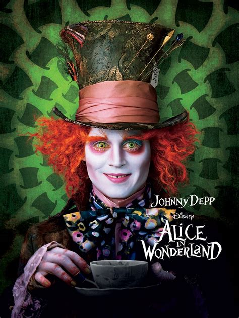 tim burton�s alice in wonderland madly overrated marge