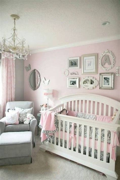 pink baby bedroom ideas 25 best ideas about pink grey bedrooms on pinterest 16700 | a46e81ffe37431f1e655ef9ba91c40d7