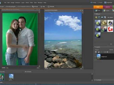 photoshop cs3 green screen tutorial croma key and green screen wizard youtube