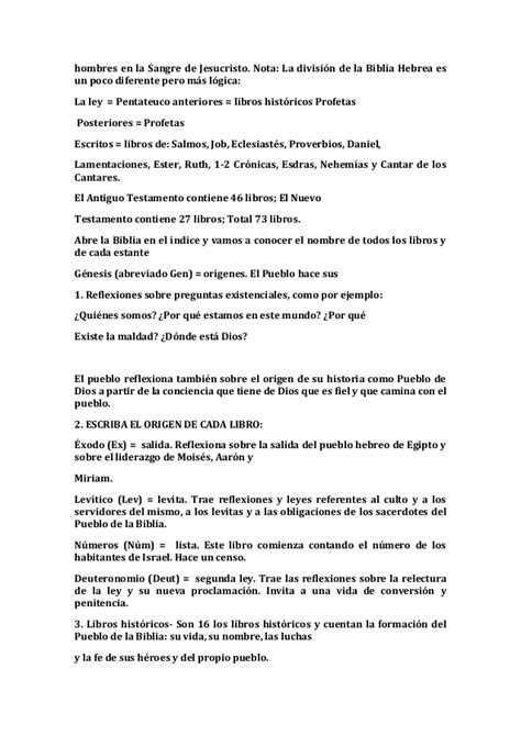 preguntas existenciales de la biblia taller de religion 4 186 c 2013