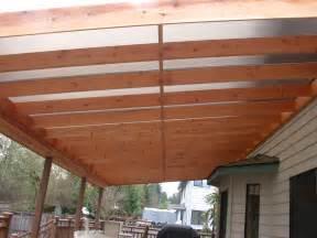 patio cover designs plans ideas home