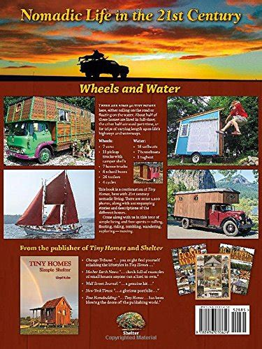 tiny homes on the 0936070625 tiny homes on the move wheels and water toolfanatic com