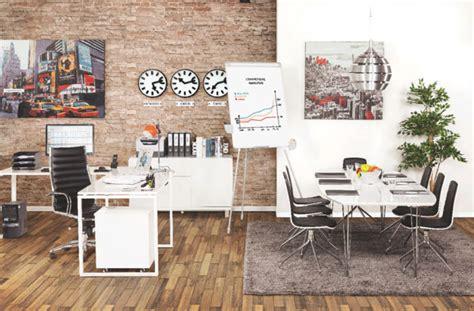 bureau de cr饌tion mobilier design une d 233 co contemporaine pour une ambiance
