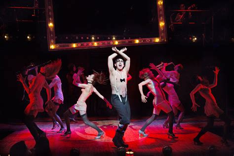 Home Theater Design Nyc by The Reviews For Cabaret Are In Broadway Musical Blog