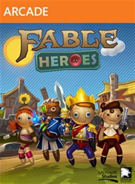 Image result for Fable Heroes Xbox 360