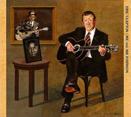 Eric Clapton Me And Mr Johnson Vinyl - me and mr johnson by eric clapton 93624842323 cd