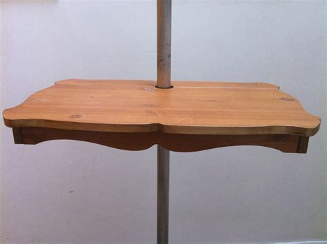Pole Table by The Gl Cl Table Is A Unique Patent Applied For