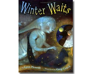 greg couch illustrator kids winter books book review winter waits