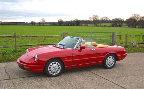 Alfa Romeo Company by Alfa Romeo Spider S4 Sold Southwood Car Company