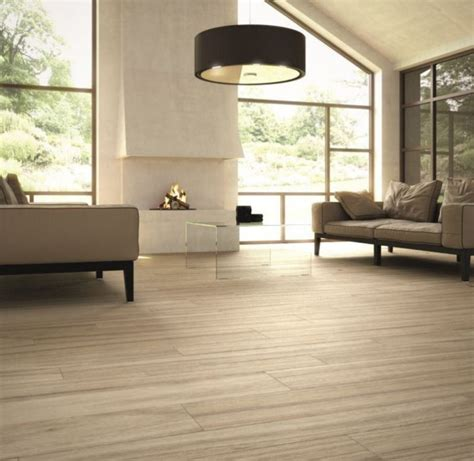Tile Flooring Living Room Decorating With Porcelain And Ceramic Tiles That Look Like Wood