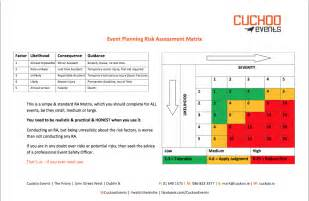 industrial risk assessment template risk assessment issues in of cirque du soleil
