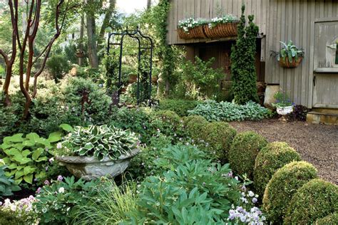 Southern Landscaping Ideas Top 28 Southern Garden Ideas Shady Garden Design Ideas Southern Living Fall Landscaping
