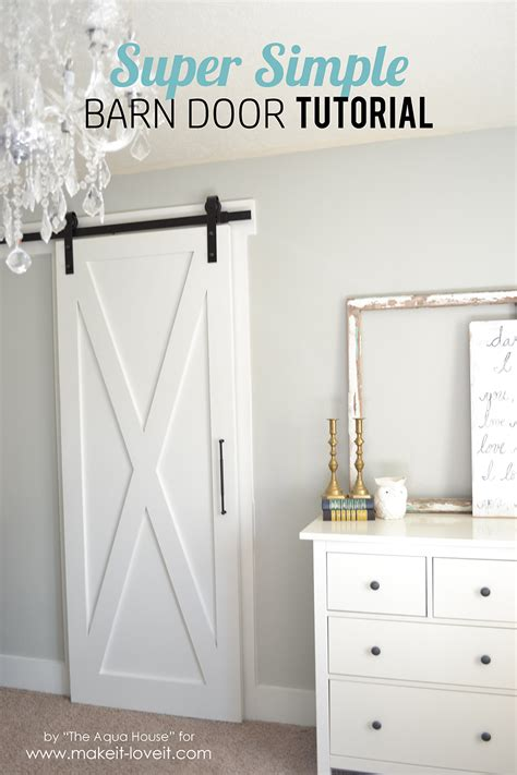 how to make a barn door how to make a faux barn wood wall make it and it