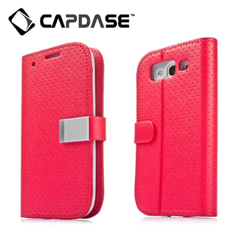 Capdase Sider Polka Folder For Samsung Galaxy S3 galaxy s3 ケース folder sider polka grey capdase iphoneケースは unicase