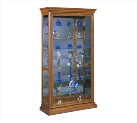 Curio Cabinet Spot A Sturdy Yet Stylish Option To Store Your Collection