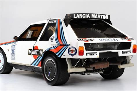 Lancia Delta Rally Car For Sale Lancia Delta S4 B Wrc Car For Sale Bull